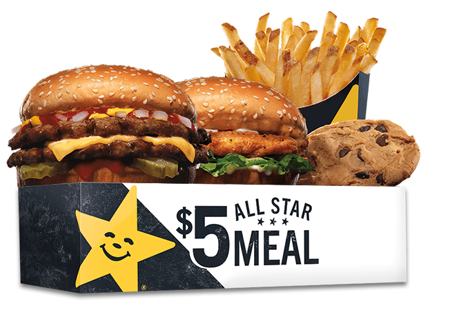 $5 All Star Meal